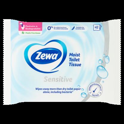Kép Zewa Pure nedves toalettpapír 42 db